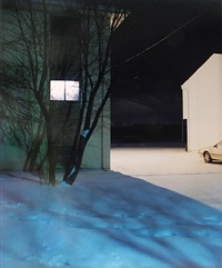 untitled #2840 by todd hido