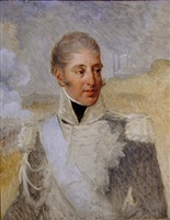portrait of charles x by antoine jean (baron gros) gros