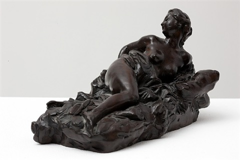 reclining figure by aimé jules dalou