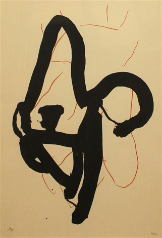 beau geste iii from beau geste suite by robert motherwell