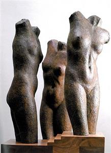 three graces by anita huffington