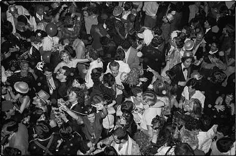 studio 54, new york by tod papageorge