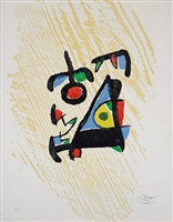 graveur(iii) by joan miró