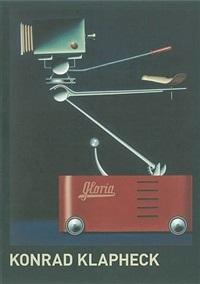 katalog: konrad klapheck 'menschen und maschinen' by konrad klapheck