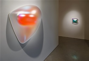 installation view - gisela colón: glo-pods by gisela colon