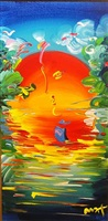 better world detail version v #2 by peter max
