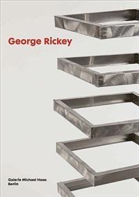 katalog: george rickey by george rickey