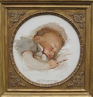 study of thomas knyvett richmond aged three by george richmond