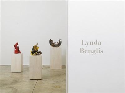 installation view by lynda benglis