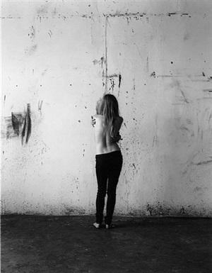 untitled #280 (emma) by saul fletcher