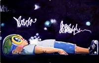 the spirit of the north star, sleep is the cousin of death by hebru brantley