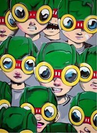 boys #2 by hebru brantley