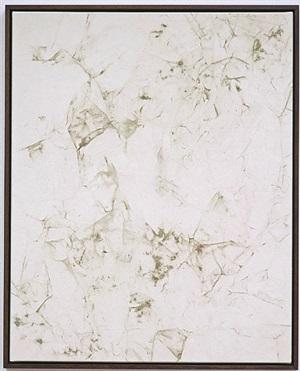 river painting (fond de riviëre), ourcq, noisy-le-sec by davide balula