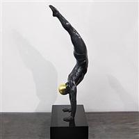 miniature diver by carole a. feuerman
