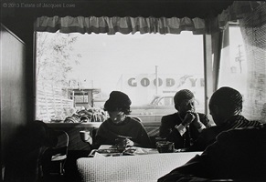 diner, oregon by jacques lowe
