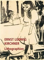 katalog: ernst ludwig kirchner 'lithographien' by ernst ludwig kirchner