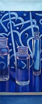 three bottles by barbara swan