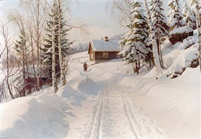 <i>lillehammer, norway</i> by peder mork mönsted