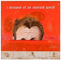 inverted world by enrique chagoya