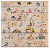 codex finalis cronos by enrique chagoya