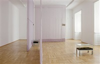 exhibition view <br /> galerie nächst st. stephan by isa melsheimer