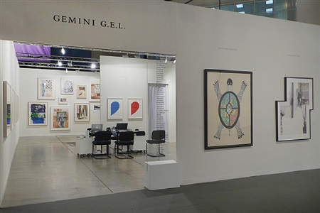 art basel miami beach 2013 installation view