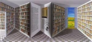 bookish by patrick hughes
