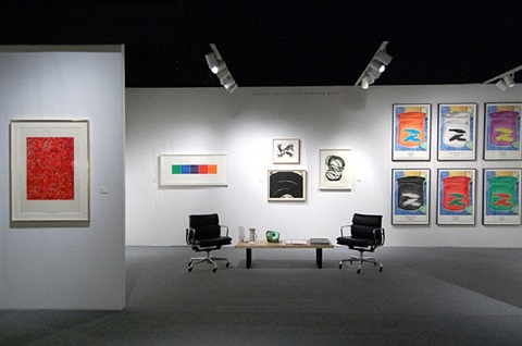 ifpda print fair, 2012 (installation view)