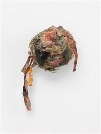 untitled: squeezedribbonedlump, 4 by phyllida barlow