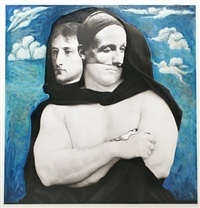 france et le monde by joel-peter witkin