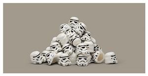 helmet pile by dale may
