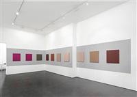 installation view salubra 3 by sherrie levine