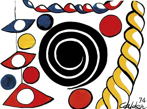 la noces by alexander calder
