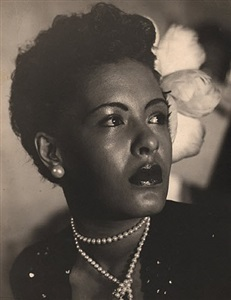 billie holiday by robin carson