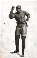 jack johnson by m. branger