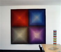 arcturus ii by victor vasarely