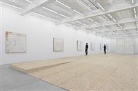 a home, exhibition view iv by oscar tuazon