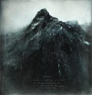 zeeberg by thierry de cordier