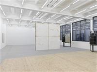 a home, exhibition view vi by oscar tuazon