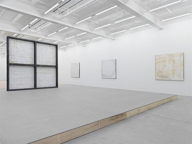 a home, exhibition view vii by oscar tuazon