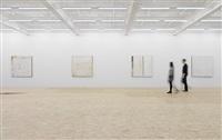 a home, exhibition view viii by oscar tuazon