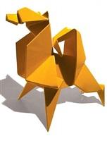 foxy (dogami series) by gerardo hacer
