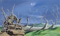 dead trees by tristram hillier