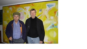 john grillo and bob green (robert green fine arts)