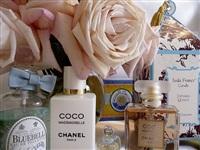 perfumes and flowers by karen kilimnik