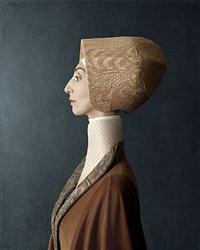 1503, donna clotilde by christian tagliavini
