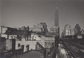 new york by ilse bing