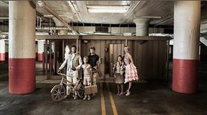 family #4 by cristóbal valecillos