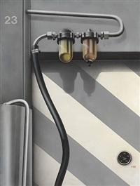 camion détail système hydraulique viii by peter klasen