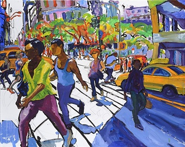 altogether seven ways of walking by tom christopher